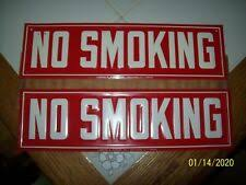 <b>vintage no smoking</b> sign products for sale | eBay