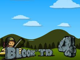 Bloons Tower Defen 4