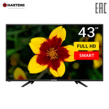Телевизор <b>43&quot</b>; <b>HARTENS HTV</b>-<b>43F01</b>-<b>T2C</b>/<b>A4</b>/B FHD Smart ...