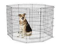 «<b>MidWest Вольер</b> для собак <b>Life Stages</b> 8 панелей с дверью ...