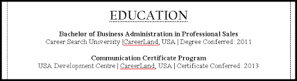 how to write a resume   brandred resumeeducation resume section example