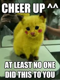 Cheer up memes | quickmeme via Relatably.com