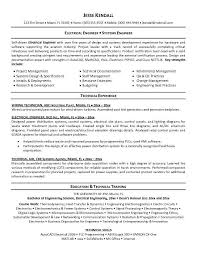 sample cv quality engineer quality system engineer resume example our 1 top pick for electrical engineer resume format for quality engineer