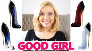 <b>CAROLINA HERRERA GOOD GIRL</b> PERFUME RANGE REVIEW ...