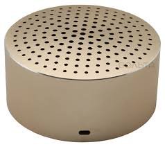 <b>bluetooth колонка Xiaomi</b> Mi <b>Portable</b> Round Box golden по самой ...