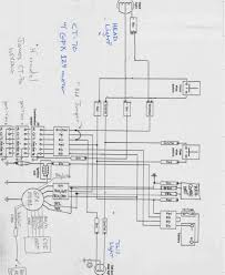 ssr 110 wiring diagram schematics and wiring diagrams 125cc stator parts accessories