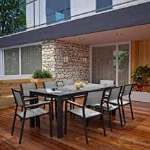 9 Piece Outdoor Dining Sets - Amazon.com