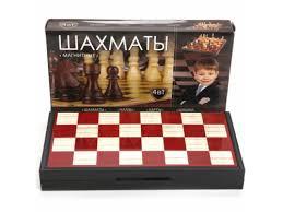 Купить <b>настольную игру Играем вместе</b> 4-в-1 (шахматы, шашки ...