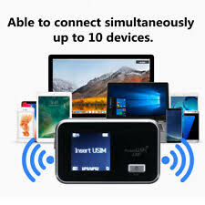 cioswi 4g lte usb modem wifi dongle network adapter with wi fi hotspot sim card 150mbps universal 3g wireless router for car