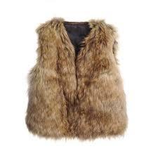 Samber <b>Children's</b> Fur Vest <b>Baby</b> Girl's and Boy's Warm Fur Vest ...