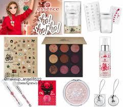 Рождественская коллекция макияжа Essence <b>ho</b>! <b>ho</b>! <b>ho</b>! Makeup ...