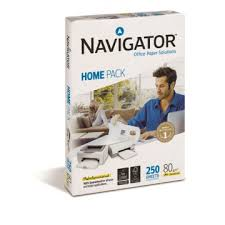 "<b>Бумага</b> для офисной техники ""<b>Navigator Home</b> Pack"", A4, 80 г/м2 ..."