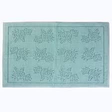 <b>Коврик для ванной Arya home</b> collection Camellia, зеленый ...