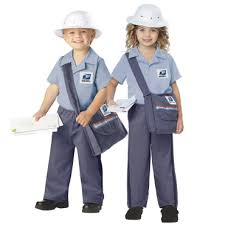 <b>U.S.</b> Mail Carrier <b>Toddler</b>/<b>Kids</b> Costume | USPS.com