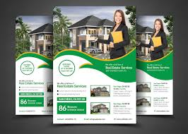pro real estate flyer template flyer templates on creative market real estate flyer template
