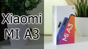 ОБЗОР | Android One <b>смартфон Xiaomi MI</b> A3 - YouTube