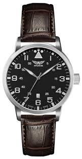 Наручные <b>часы Aviator V</b>.<b>1.11.0.036.4</b> — купить по выгодной цене ...