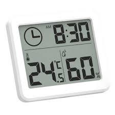 5pcs <b>moeshouse multifunction thermometer</b> hygrometer automatic ...