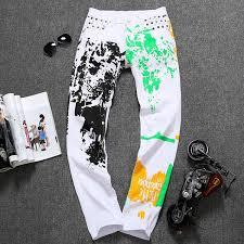 <b>2019 ZYFPGS 2019</b> Hot White Men'S Casual Pants Male Chinese ...
