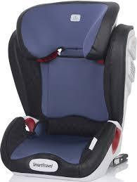 <b>Автокресло Smart Travel Expert</b> Fix Blue от 15 до 36 кг, KRES2071