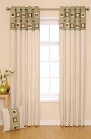 living room curtains interior