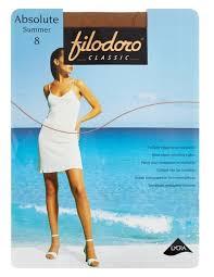 Купить <b>Колготки Filodoro</b> Classic Absolute Summer, <b>8 den</b>, размер ...