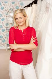female s assistant in bridalwear store scott topper productions female s assistant in bridalwear store