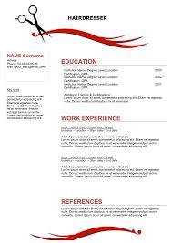 hair stylist resume examples  seangarrette cohairdresser hairdresser example hair stylist resume template   hair stylist resume