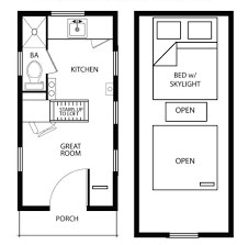 Modern  amp  Traditional Tiny House Plans   Time to BuildModern  amp  Traditional Tiny House Plans
