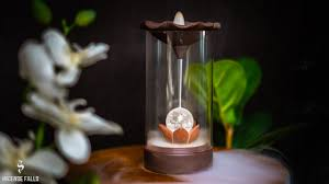 How to Use a <b>Backflow Incense Burner</b> – Incense Falls