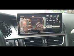AUDI A4 | 10.25 inch <b>ANDROID</b> multimedia detailed INSTALLATION ...
