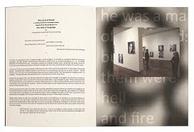 publications inc the new world contemporary canadian print art and the end of language derek michael besant catalogue duo produced for a combined exhibit venue in