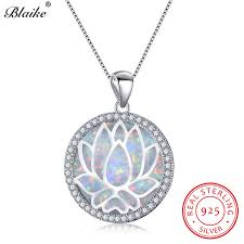 Aliexpress.com : Buy Blaike <b>925 Sterling Silver</b> Rainbow Lotus ...