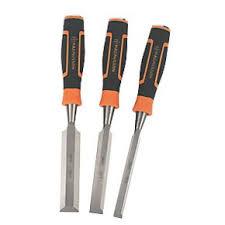 Magnusson Bevel Edge Wood Chisel Set <b>3 Pieces</b> | Wood Chisels ...