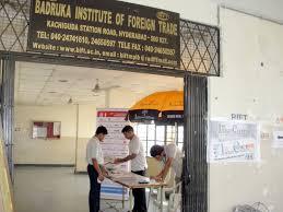 badruka institute of foreign trade com badruka institute of foreign trade