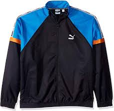 PUMA <b>Men's</b> XTG <b>Woven Jacket</b>, Black, S: Amazon.ca: Clothing ...