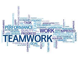 teamwork is necessary