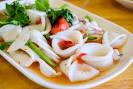 Рецепты кальмаров для тех кто на диете