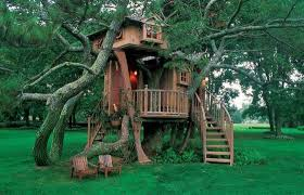 Tips to Build Coolest Tree Houses for Your Kids   Interior Design    Awesome Tree Houses