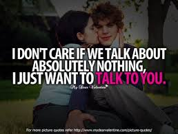 Romantic and Cute Love Quotes for Your Boyfriend girlsfriend ... via Relatably.com