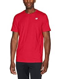 New Balance Men's <b>Nb Athletics Main</b> Logo Tee: Amazon.co.uk ...