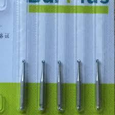 <b>5 pieces dental tungsten</b> carbide bur RA5 | Shopee Thailand