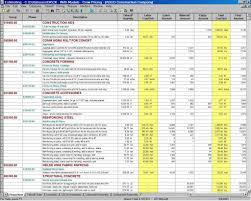 estimating spreadsheet template haisume construction estimating excel spreadsheet cost estimate spreadsheet template