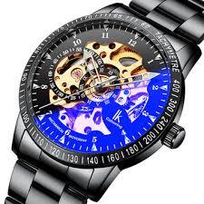 <b>ik</b> colouring 98226g skeleton dial <b>automatic mechanical</b> watch at ...