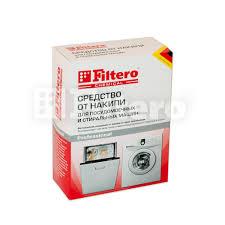 <b>Средство от накипи Filtero</b> для стиральных и посудомоечных ...