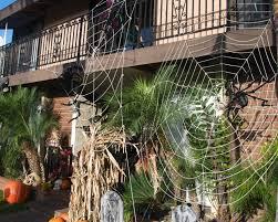 ideas outdoor halloween pinterest decorations: scary red outdoor halloween decorations e   house decoration ideas image of decor home