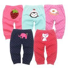 <b>5pieces</b>/<b>lot Baby</b> Boy Girl pants Cotton Cartoon Animal Boys pant ...