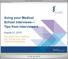 acing your medical school interview tips from interviewers acing your medical school interview tips from interviewers