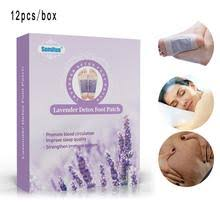 <b>Detox Foot</b> Patch Lavender reviews – Online shopping and reviews ...