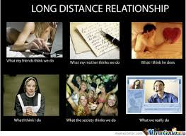 Long Distance Memes. Best Collection of Funny Long Distance Pictures via Relatably.com